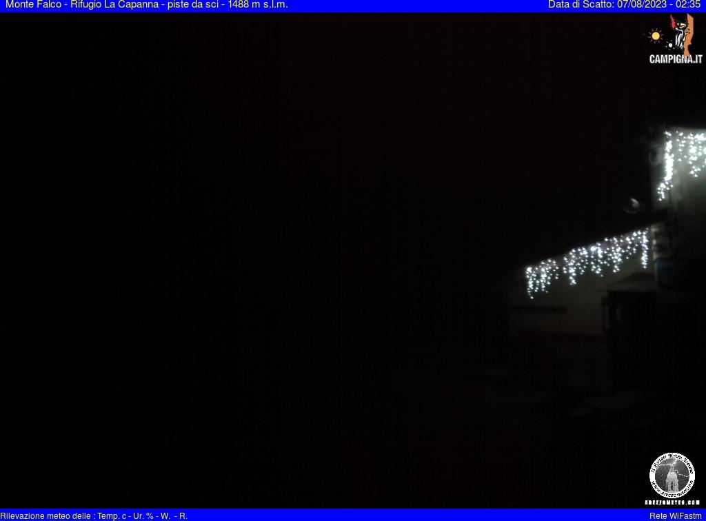 WEBCAM Monte Falco - Localita Campigna