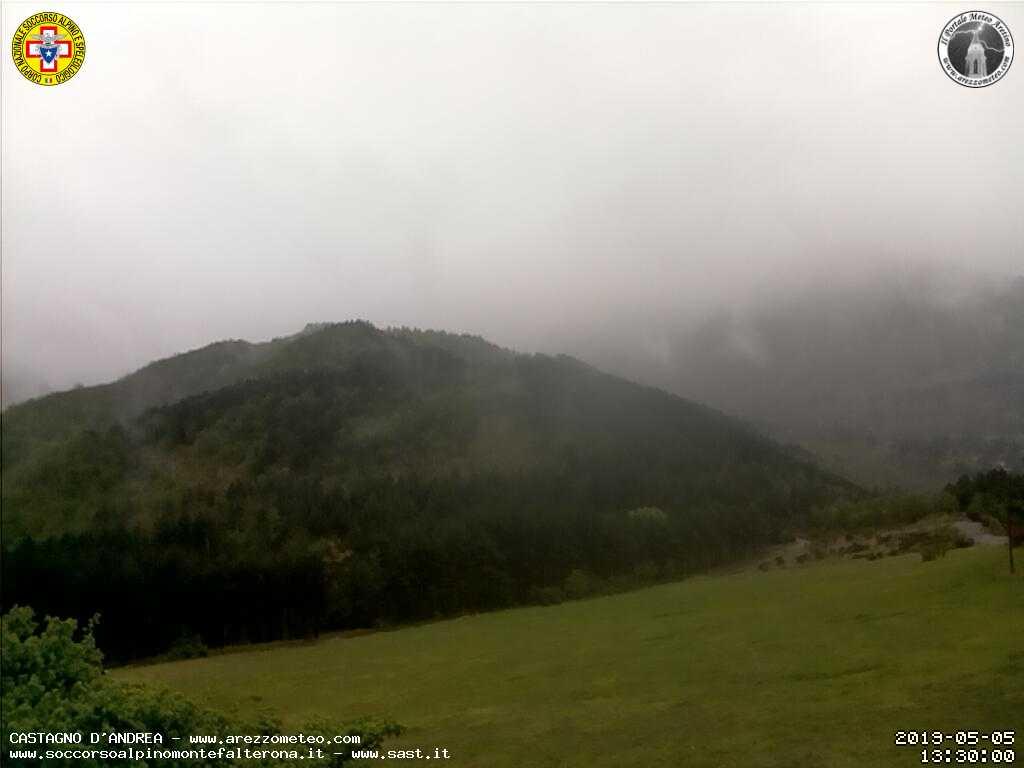 webcam Castagno d'Andrea
