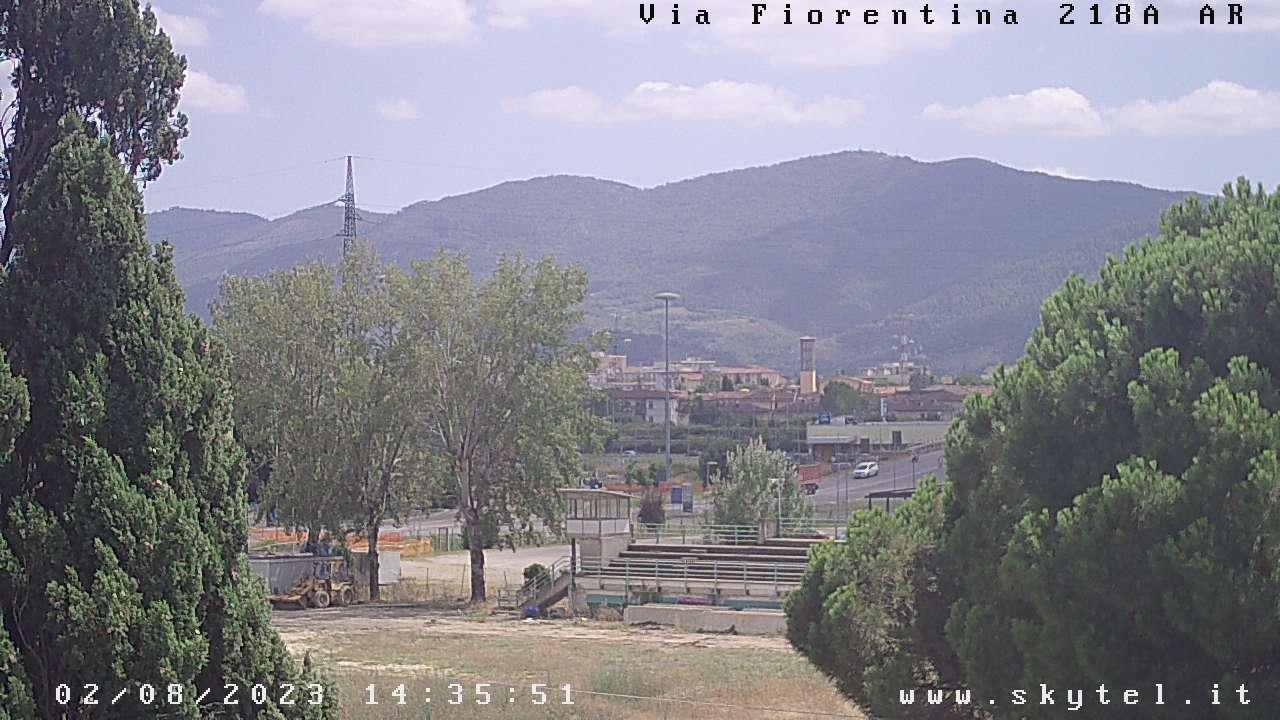 Webcam Arezzo
